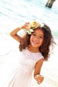 Unique flower girl dress collection, Flower wedding dress for girl