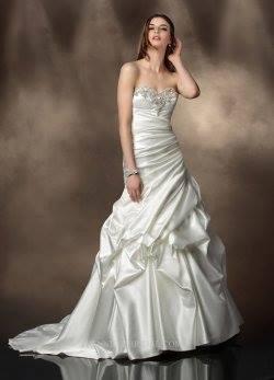 On Sale Stunning Aline Bridal Gown