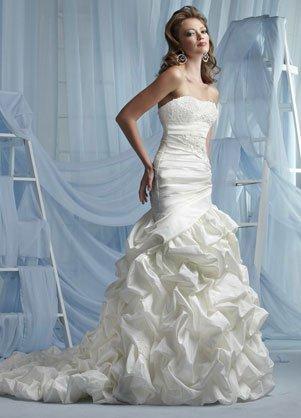 Discounted wedding dress